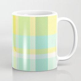 Summer Plaid 11 Coffee Mug