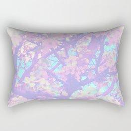 blossoming spring Rectangular Pillow