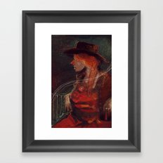 Whispers From Thin Air  Framed Art Print