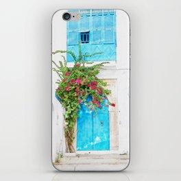 Tunisian door iPhone Skin