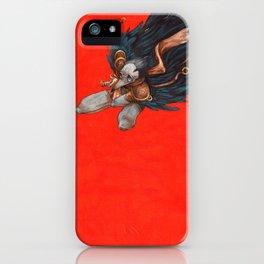 Birdman iPhone Case