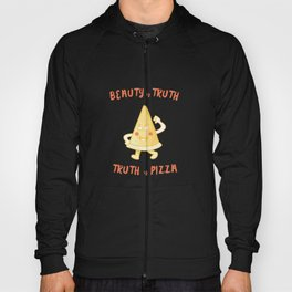 Truth is Pizza Hoody