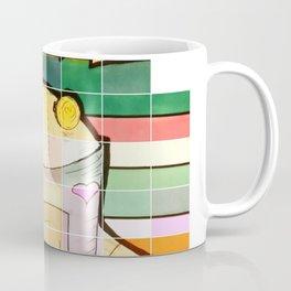 Bot Squared Coffee Mug