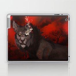 I'll Burn before you Bury Me: Color Variant Laptop & iPad Skin