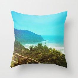 Al sur de Chile II Throw Pillow