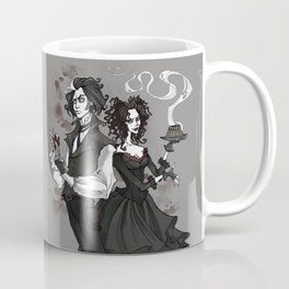Mrs Lovett's Meat Pies Coffee Mug