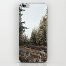 Wisp around the Trees iPhone Skin