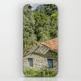 ruins of tragedy iPhone Skin