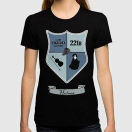 Sherlock Coat of Arms T-shirt