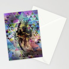 Cry bird Stationery Cards