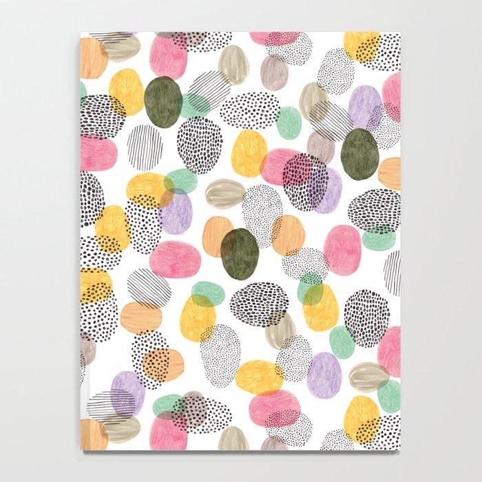 Bolls by Veronique de Jong Notebook