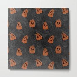 Somber-Pumpkins Metal Print