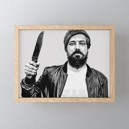 Aesop Framed Mini Art Print