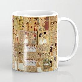 Egyptian Book of the Dead Coffee Mug
