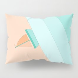 Boat on the Water #1 Pillow Sham