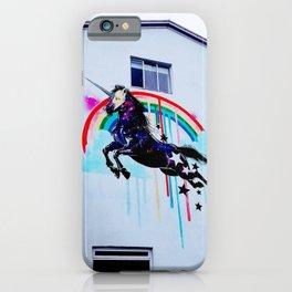 Reykjavik Unicorn iPhone Case