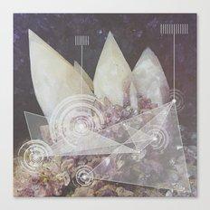 Harmonic Broadcast  Canvas Print