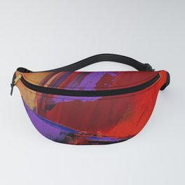 Up and Down - by Elise Palmigiani Fanny Pack