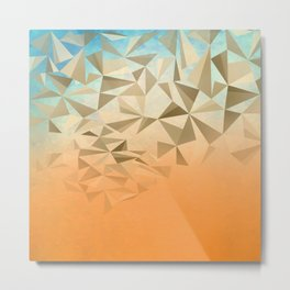Fragments Fall #society6 #buyart #decor Metal Print