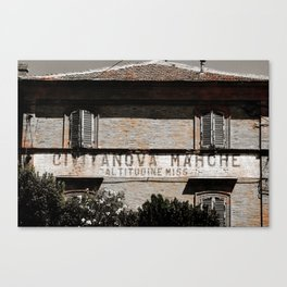 My Favorite Place on Earth Canvas Print