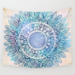 It's a glorious day, Buttercup Wall Tapestry