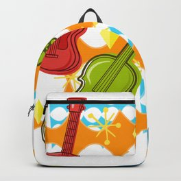 Sunny Grappelli String Jazz Trio Composition Backpack