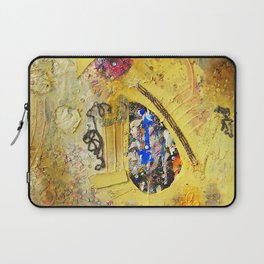 Recycle for the Benefit of The World Laptop Sleeve
