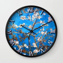 Vincent Van Gogh - Almond Blossom Wall Clock