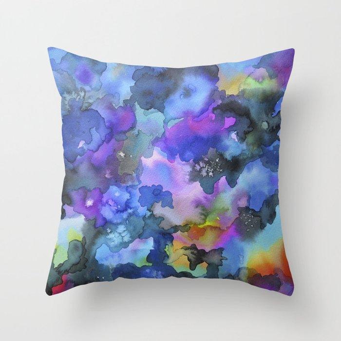 Falaxy Throw Pillow