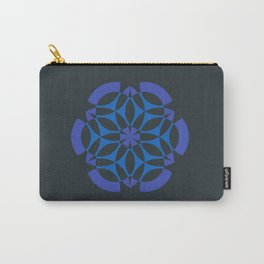 Stealthy sense | Abstract sacred geometry | Aliens crop circle Carry-All Pouch