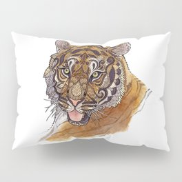 Immature Tiger Pillow Sham