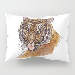 Immature Tiger Pillow Sham