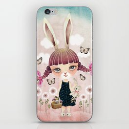 Sugar Bunny iPhone Skin