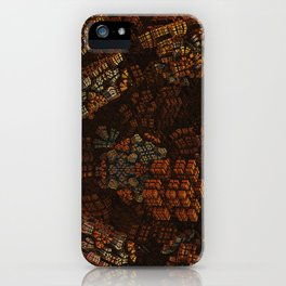 The Copper Archive iPhone Case