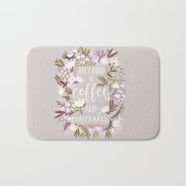 Coffee & Concealer – Spring Palette Bath Mat