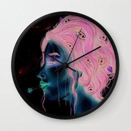 Potent Wall Clock