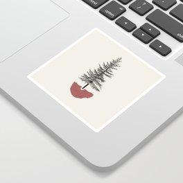 Fir Pine Sticker