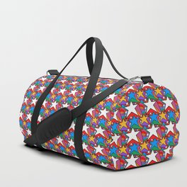 Wonderful Starburst Duffle Bag