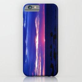 Dusk on the Sea iPhone Case