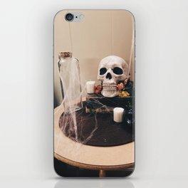 Halloween Decor iPhone Skin