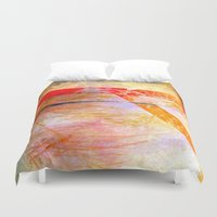 code Duvet Covers featuring Code Dancing by Asya Abdrahman