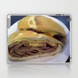 Cheese Steak Sandwich Laptop & iPad Skin