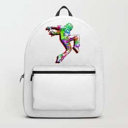 Hip Hop Fly Shadow Backpack
