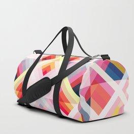 Retro Rougarou Duffle Bag