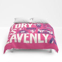 History is ... Comforters