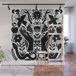 lift your hands Wall Mural