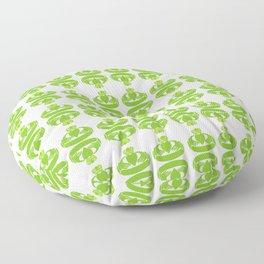 Claddagh ringing Floor Pillow