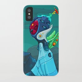 Observant iPhone Case