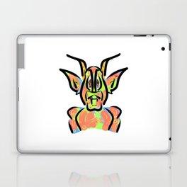 Red Demon Laptop & iPad Skin