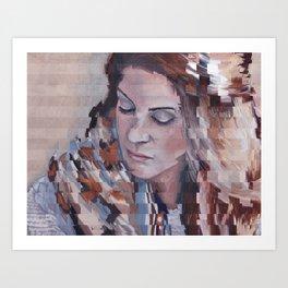 Macall Art Print